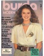 Burda Moden 1988/3 - Susanne Reinl (szerk.), Ingrid Küderle (szerk.)