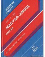 Magyar-angol szótár - Kiss László, Magay Tamás