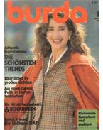 Burda 1989/9 (német nyelvű) - Susanne Reinl (szerk.), Ingrid Küderle (szerk.)