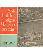 Sok boldogságot Magyarország 1945-1965 - Rákos Imréné