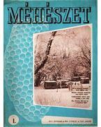 Méhészet 1969. XVII. évfolyam (teljes) - Örösi Pál Zoltán