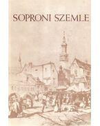 Soproni szemle - Mollay Károly