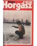 Magyar Horgász 1980. XXXIV. évfolyam (teljes) - Péter Robert
