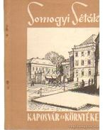 Kaposvár és környéke - Fodor János