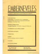 Embernevelés 1992. 1-2. szám - Kemény Gábor