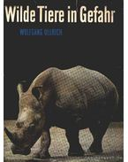 Wilde Tiere in Gefahr (Utazgatás a vadvilágban) - Ullrich, Wolfgang