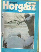 Magyar Horgász 1986. XL. évfolyam (teljes) számonként - Vigh József