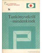 Tankönyvekről - mindenkinek - Karlovitz János