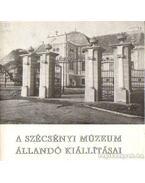 A Szécsényi Múzeum állandó kiállításai - Praznovszky Mihály