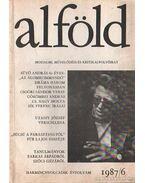 Alföld 1987/6 - Juhász Béla