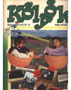 Kölyök Magazin III. évf./4 - 1986/április - Ambrus Sándor