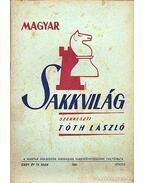 Magyar Sakkvilág 1950. június VI. szám - Tóth László