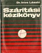 Szárítási kézikönyv - Dr. Imre László