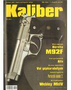 Kaliber 2006. október 9. évf. 10. szám (102.) - Vass Gábor