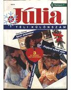 Igazi úriember; Foglyul ejtett szív; Örökség ráadással - Júlia Téli különszám 1992/5. - Palmer, Diana, Wentworth, Sally, Denton, Kate
