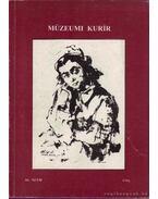Múzeumi Kurír 1994. 66. szám - Dankó Imre