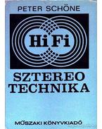Hi-Fi sztereo technika - Schöne, Peter