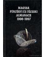 Magyar pénzügyi és tőzsdei almanach 1996-1997 I-III. - Kerekes György