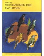 Mechanismen der Evolution (Az evolúció működése) 1985. - Lange, Erich