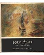 Egry József emlékkiállítása 1971 - Egry József