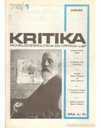 Kritika 75/1 - Pándi Pál