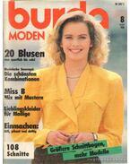 Burda Moden 1988/8 August - Susanne Reinl (szerk.), Ingrid Küderle (szerk.)