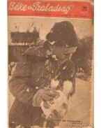 Béke és szabadság 1955, január 5-december 28. (1-52. szám) - Haraszti Sándor