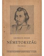 Németország - Heine, Heinrich