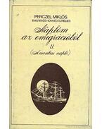 Naplóm az emigrációról II. (Amerikai napló) - Perczel Miklós