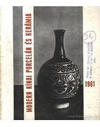 Modern kínai porcelán és kerámia - Láncz Sándor