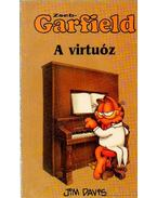 Zseb-Garfield 7. - A virtuóz - Jim Davis