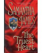 The Truest Heart - James, Samantha