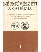 Népművészeti akadémia I. - Varga Marianna