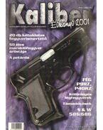 Kaliber Évkönyv 2001. - Kalmár Zoltán