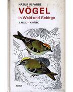 Vögel in Wald und Gebirge - Felix, Jiri, Hísek, K.