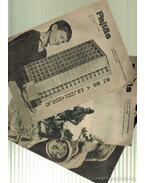 Pajtás 1967. (hiányos) - Rakó József (szerk.)