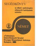 Német szöveg- és feladatgyűjtemény kommentárokkal - Dr. Haán György
