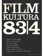 Filmkultúra 83/4 - Kőháti Zsolt