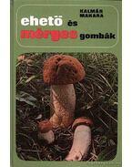 Ehető és mérges gombák - Dr. Kalmár Zoltán, Makara György