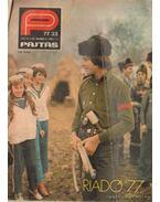 Pajtás 1977. november 33. szám - Vasvári Ferenc (főszerk.)