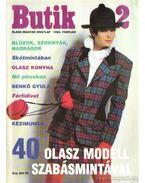 Butik 1992. február - Moldován Katalin