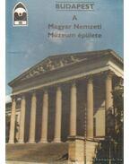 A Magyar Nemzeti Múzeum épülete - Dercsényi Balázs