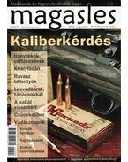 Magasles 23. (2005. augusztus - III. évfolyam 8. szám) - Kovács Zsolt