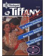 Az éjszaka csapdája - Barát vagy szerető - Válassz engem! 1993/1. Tiffany Téli különszám - Palmer, Diana, Mallory, Kathryn, Michelle, Suzanne
