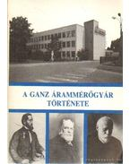 A Ganz Árammérőgyár története - Cseri Sándor