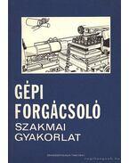 Gépi forgácsoló szakmai gyakorlat - Dudás István