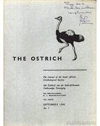 The Ostrich Vol. XXXVII. No.3. 1966 (A strucc 37 évf. 3. szám 1966) - Broekhuysen, G. J. (szerk.)