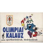 Olimpiai Kalauz 1996 Atlanta - Gyárfás Tamás (szerk.)