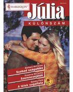 Szabad száguldás - Szerencsejáték - A lélek sugallata 2002/2.Júlia különszám - Field, Sandra, McCarthy, Susanne, McCauley, Barbara