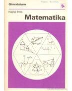 Matematika a speciális matematika I. osztálya számára - Hajnal Imre